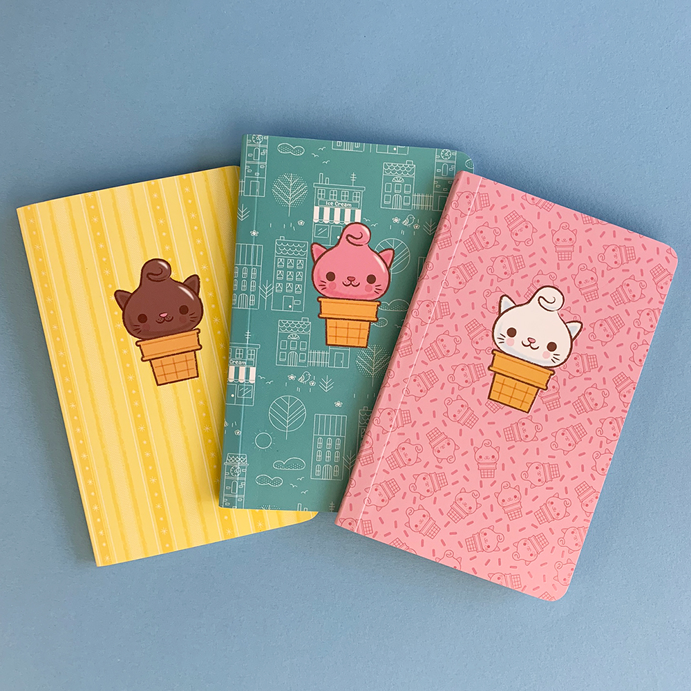 Pocket Journal 3 Pack!