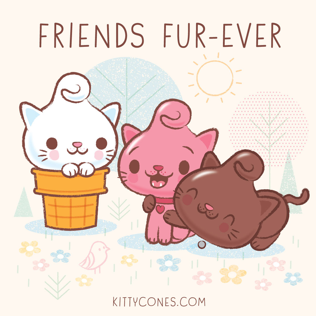 Friends Fur-Ever!