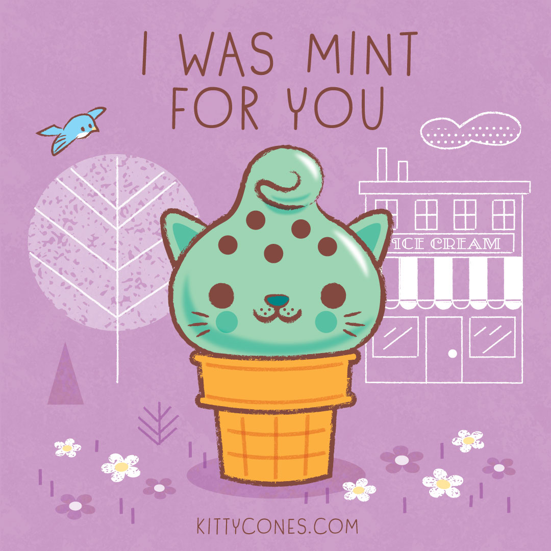 I was Mint for you!