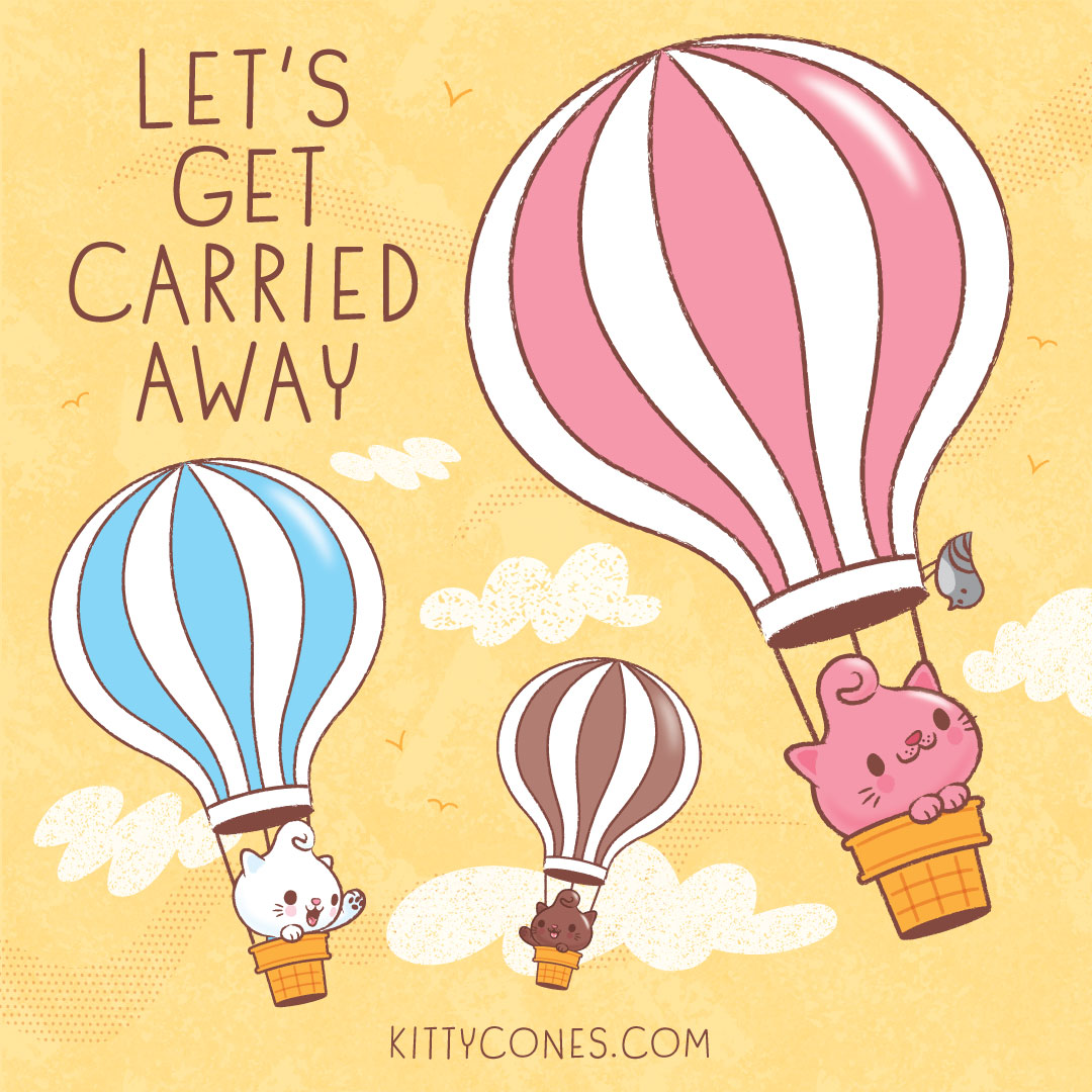Let's Get Carried Away!