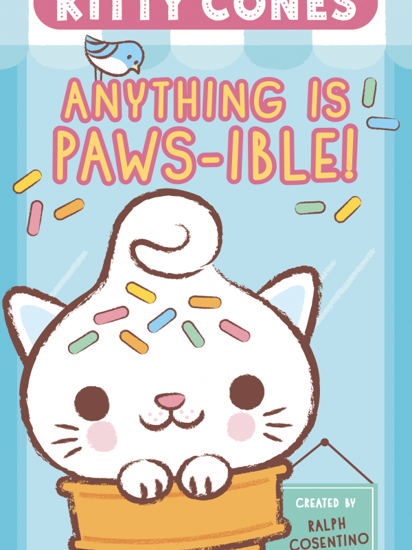 Scholastic's Anything is PAWS-IBLE!