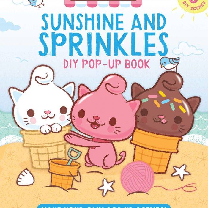 Sunshine and Sprinkles POP-UP Book!